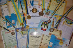Награды, грамоты, медали Савинского Добрыни