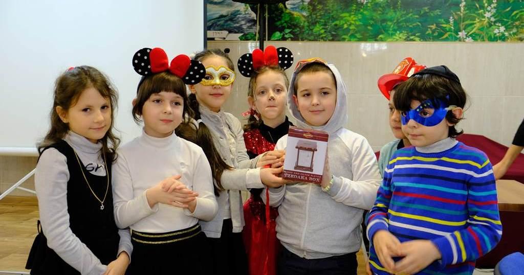 Рош Ходеш месяца Адар в УВК «Ор-Авнер»