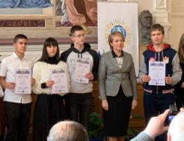Муши Стамблер — лауреат стипендии Президента Украины.
