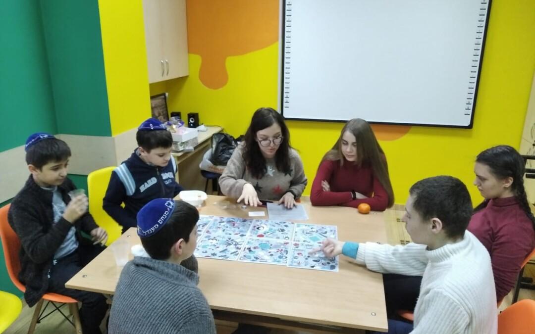 «EnerJew_Kamenskoe»: игровая встреча